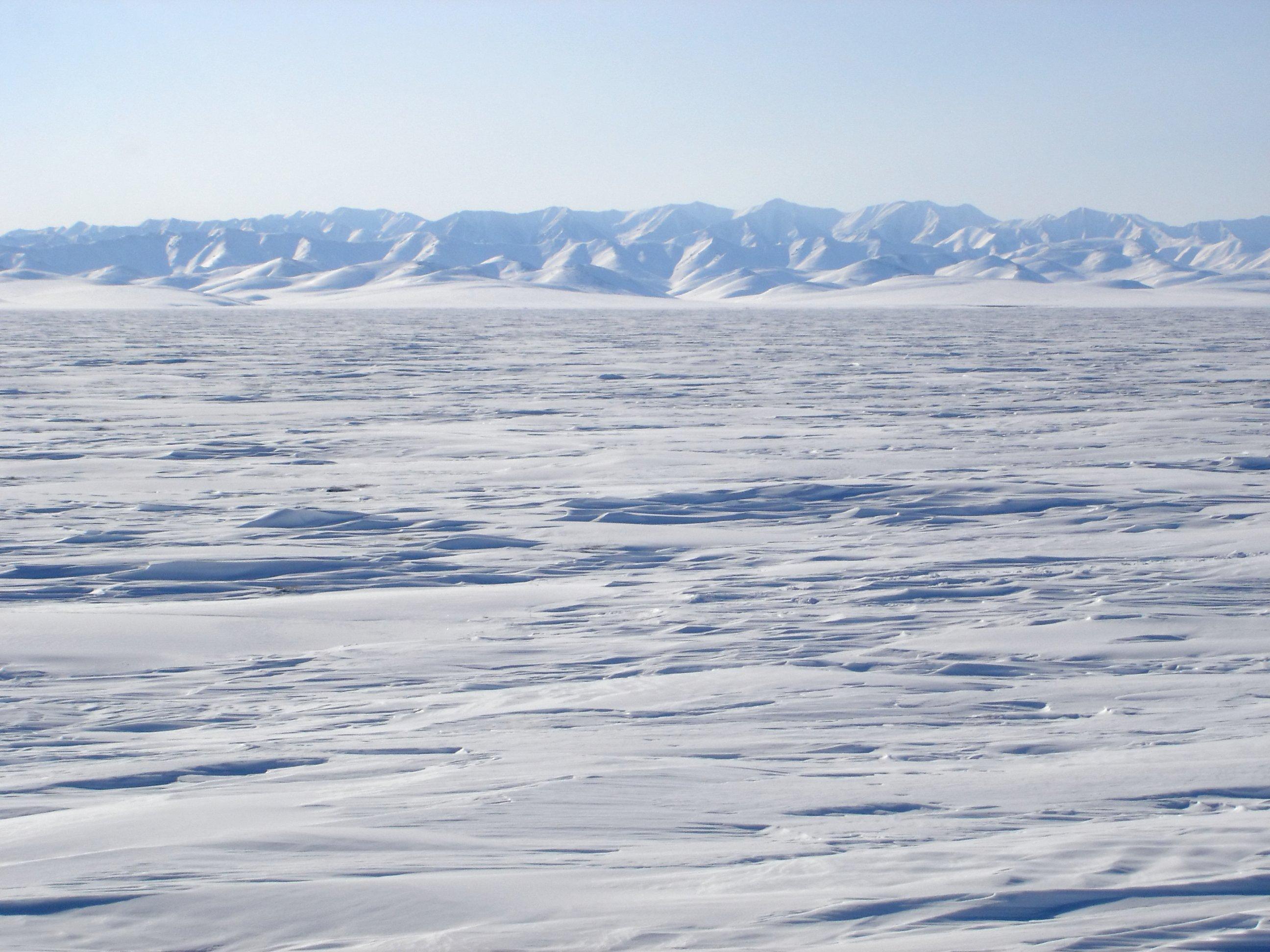 The Beaufort Sea via Shutterstock