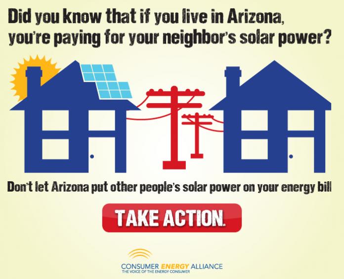 Cea Launches Net Metering Campaign In Arizona Consumer