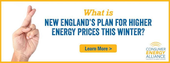 With some of the highest electricity prices in the nation, what is New England's plan this winter?