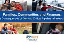 Families, Communities and Finances: The Consequences of Denying Critical Pipeline Infrastructure