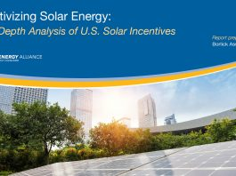 Incentivizing Solar Energy: An In-Depth Analysis of U.S. Solar Incentives