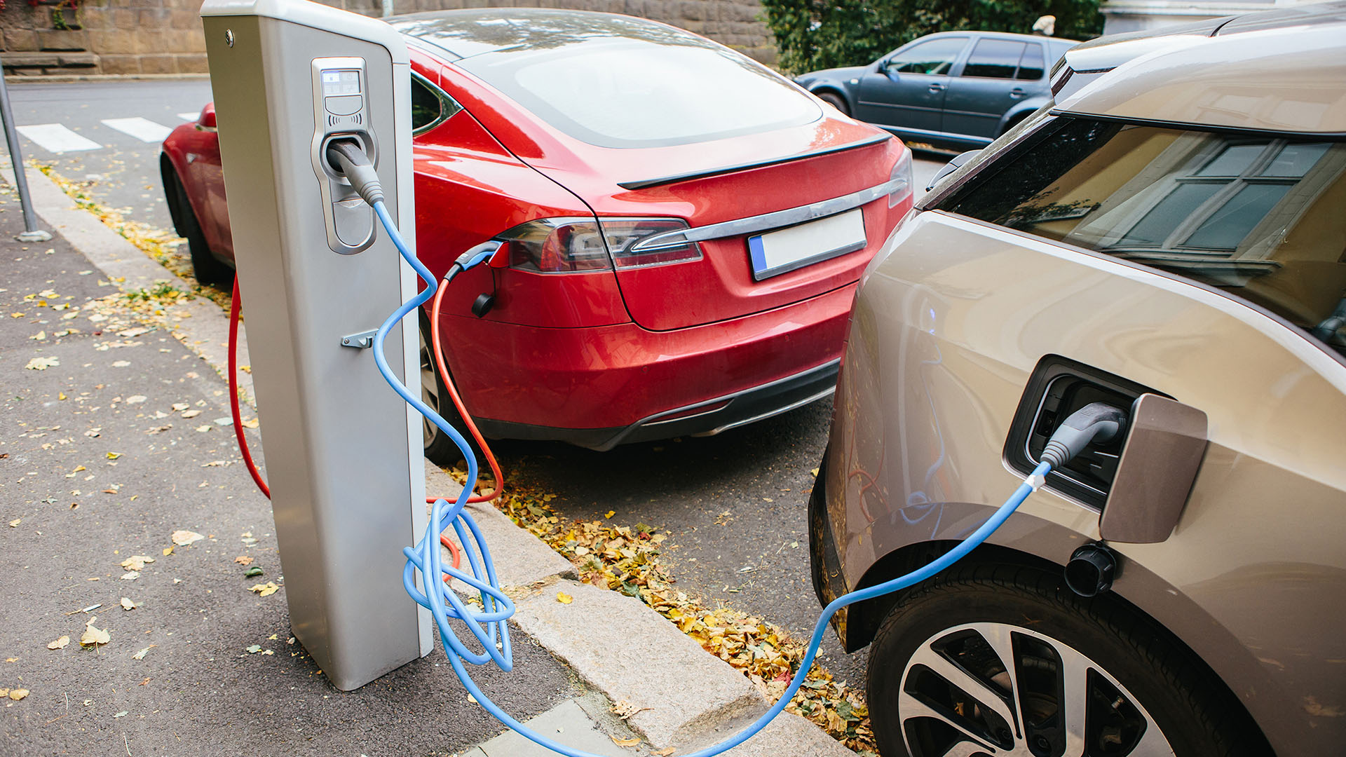Household Electric Car Charging Consumer Energy Alliance