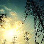 Multiple electric transmission lines