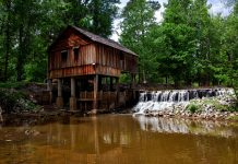 Alabama Rikard's Mill