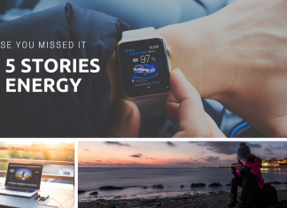 Top 5 Energy Stories