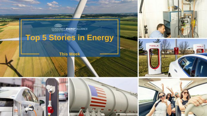 The Best 5 Energy Stories Across the U.S. In One Convenient Post