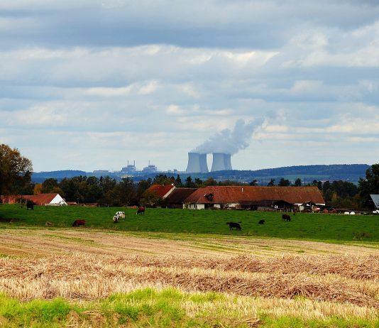 Nuclear Power near a Farm