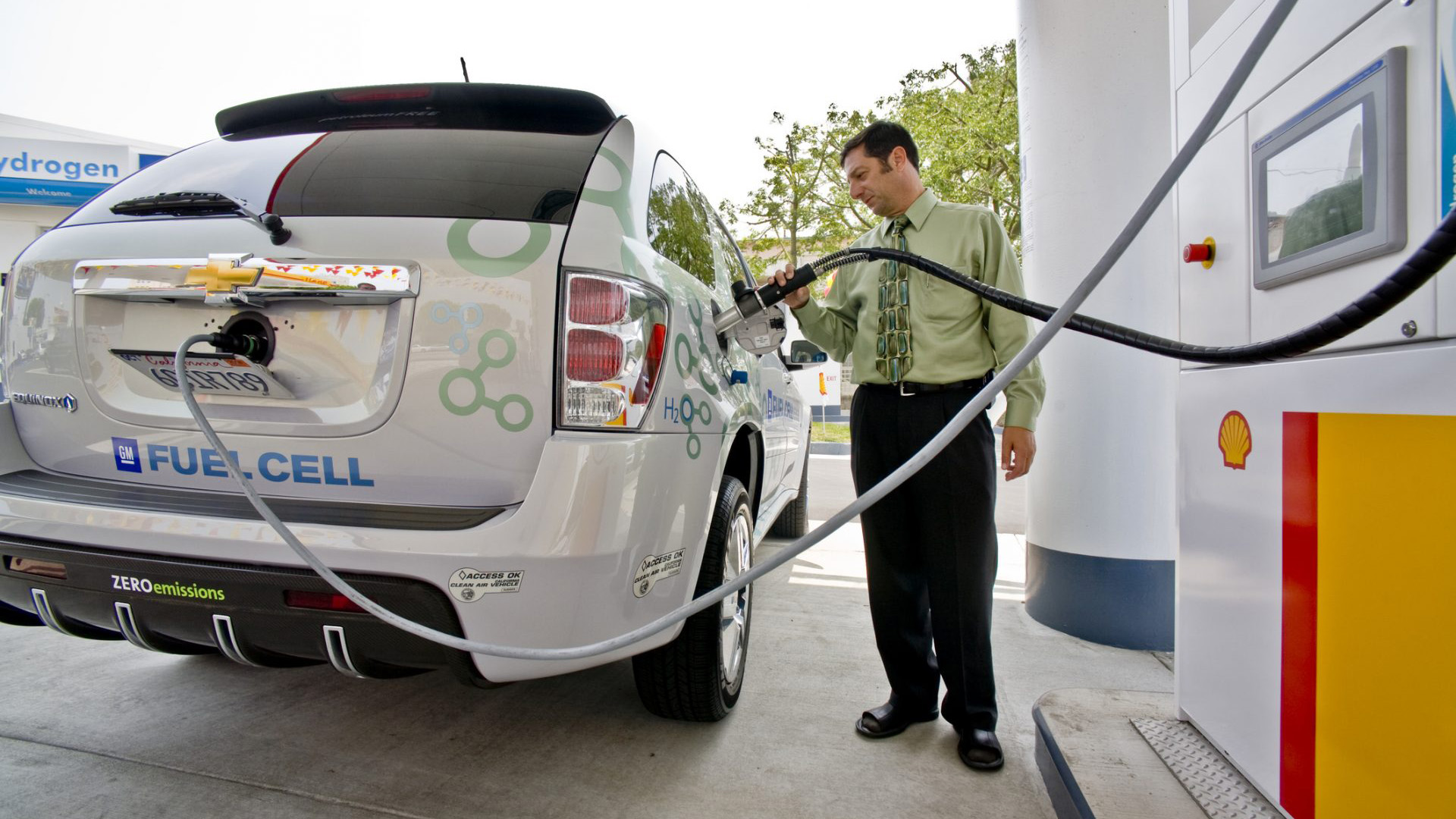 Energy Explorer: Hydrogen and Fuel Cells - Consumer Energy