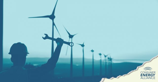 Wind Energy Initiative - Consumer Energy Alliance